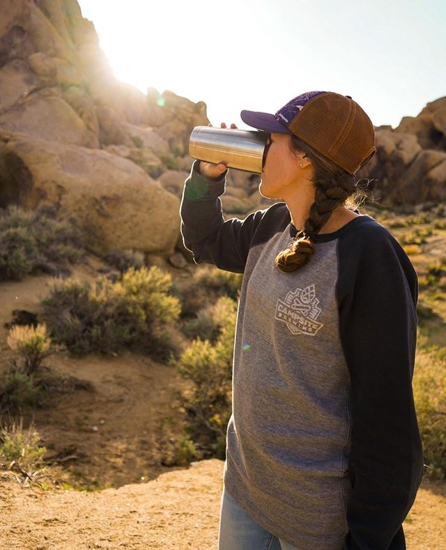 Missing Joshua Tree already! ⁠ .⁠ .⁠ .⁠ #wishiwascamping #joshuatree #nationalpark #campsitebrewingco #campfire #cooking #camping #craftbeer #brewery #beergeek #drinklocal #covina #CAbeer #campsite #brewpub #hops #beer #adventure #hike #outdoors #tent #explore #independentbeer #socal  #rei⁠ ⁠