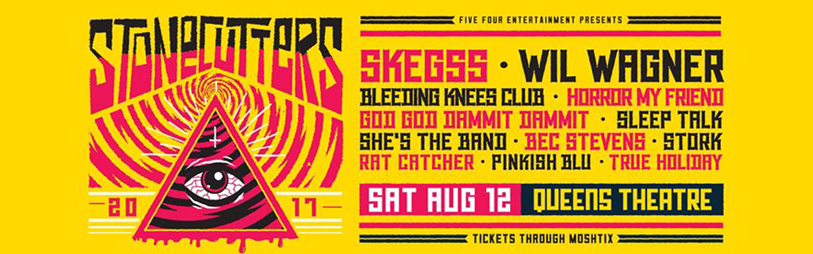 STONECUTTERS FESTIVAL -
