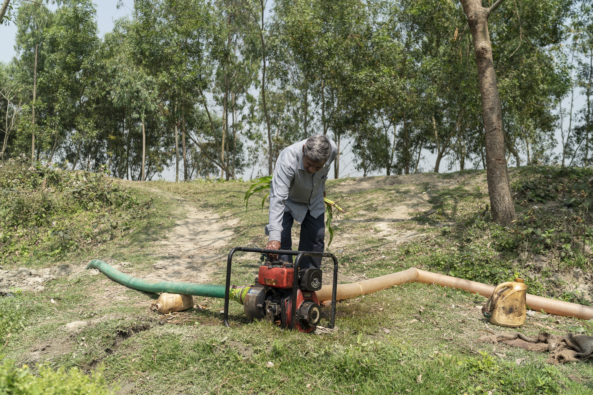 It is currently so expensive to pump groundwater in Bihar that farmers under-irrigate, despite an abundance of water resources. Electrifying agriculture would reduce costs by 80% even if farmers paid full price.