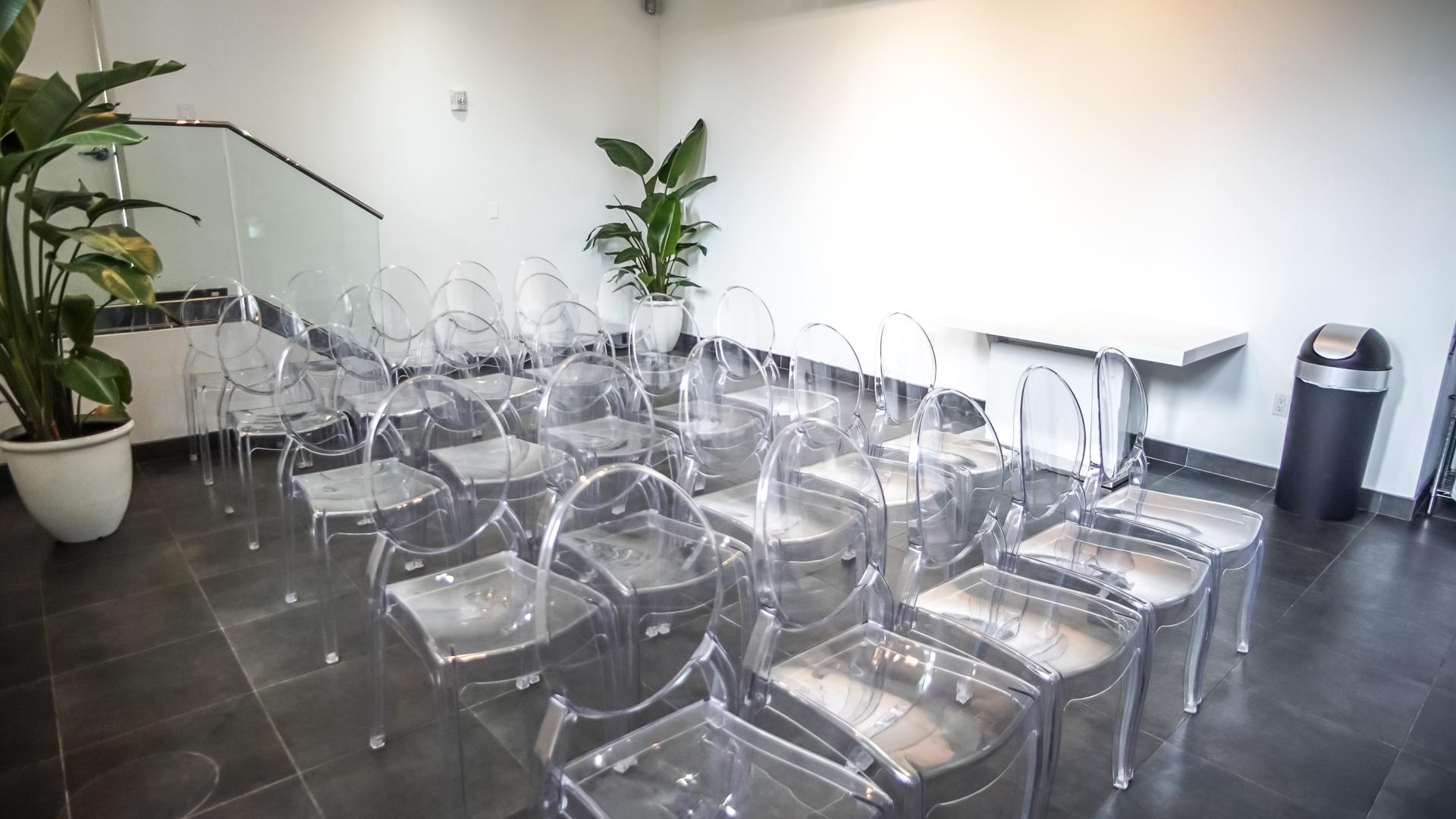 Luxury meeting space