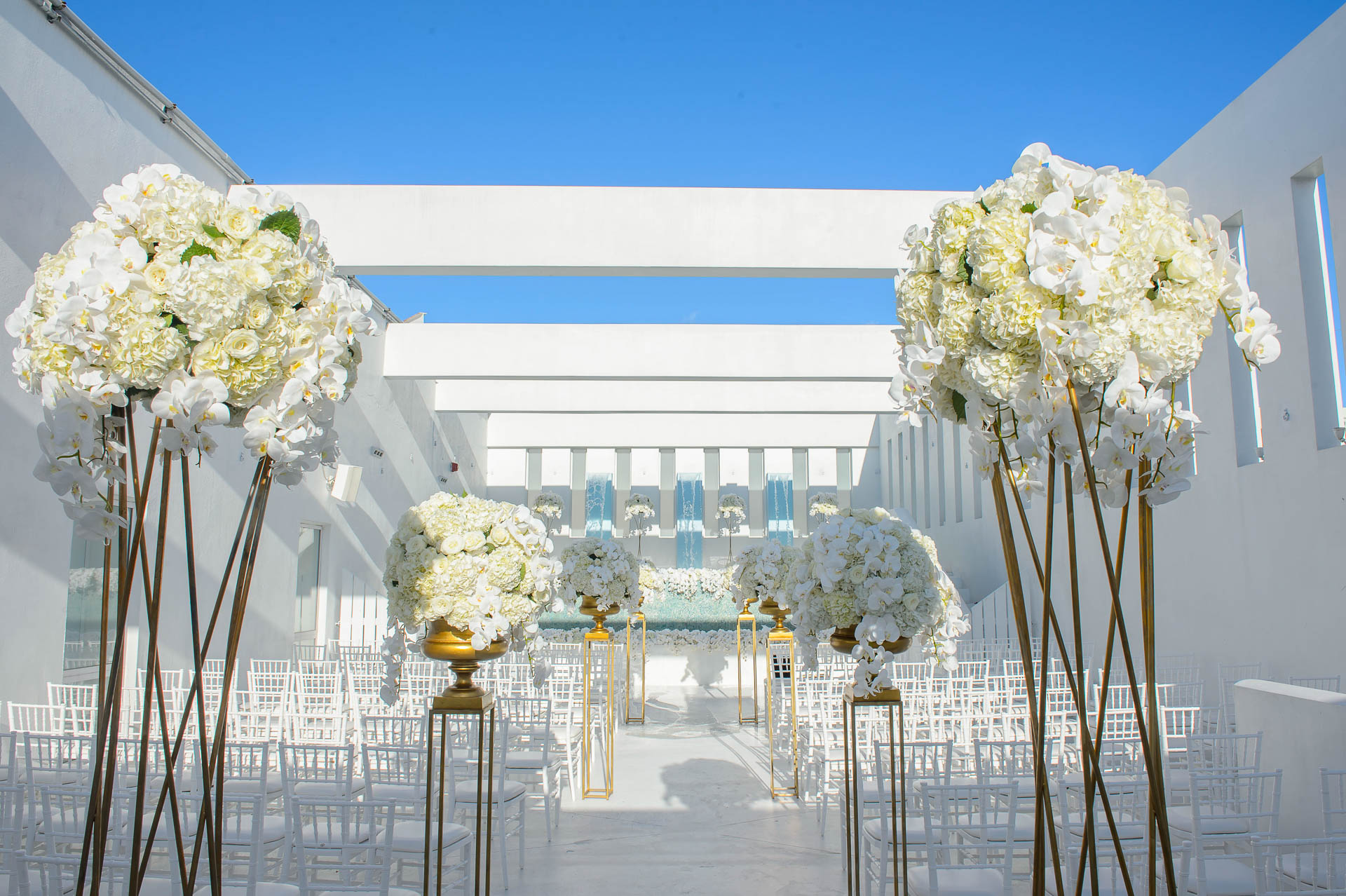 Mansion Wedding Rental