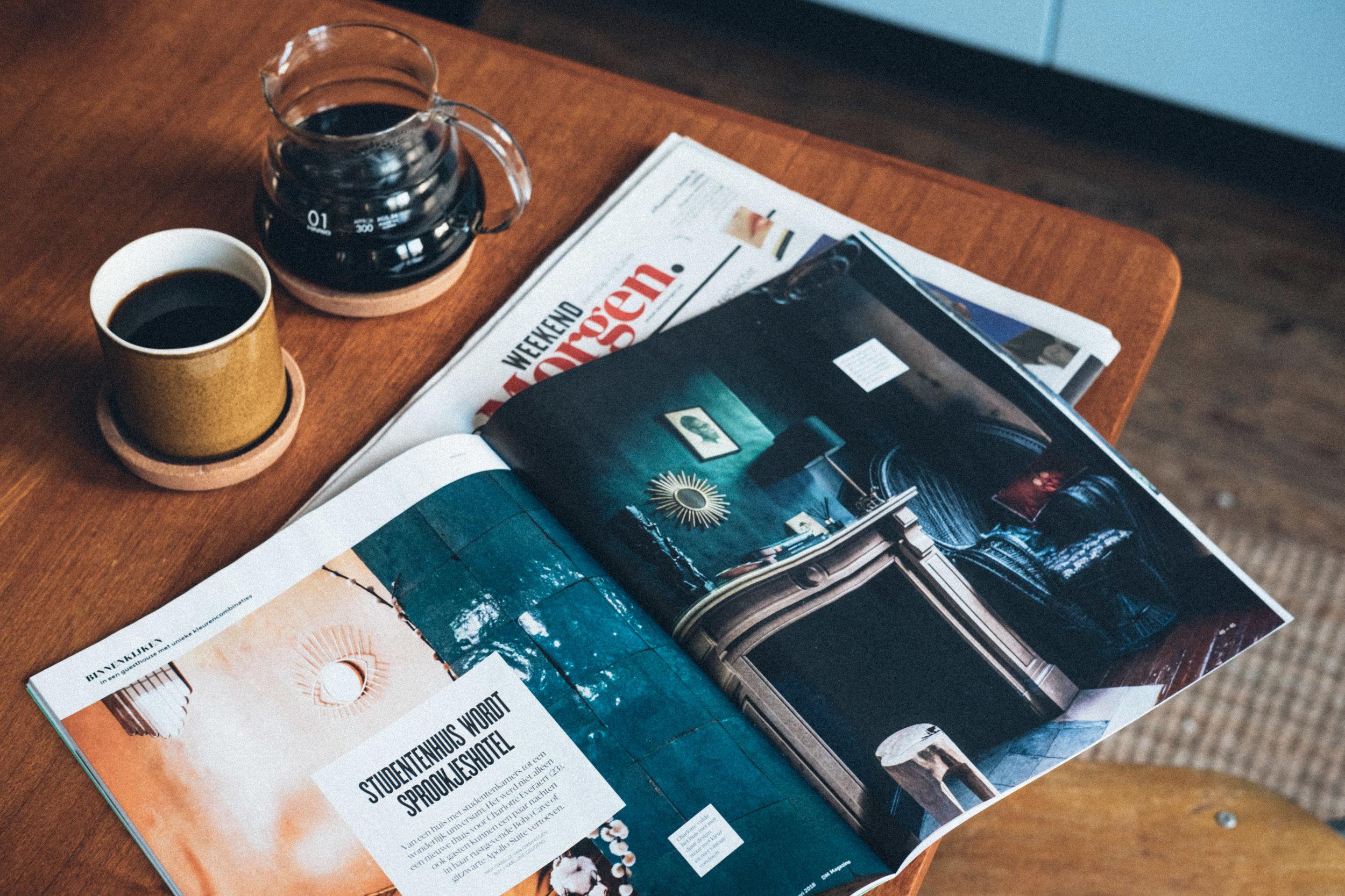 De Morgen Magazine -