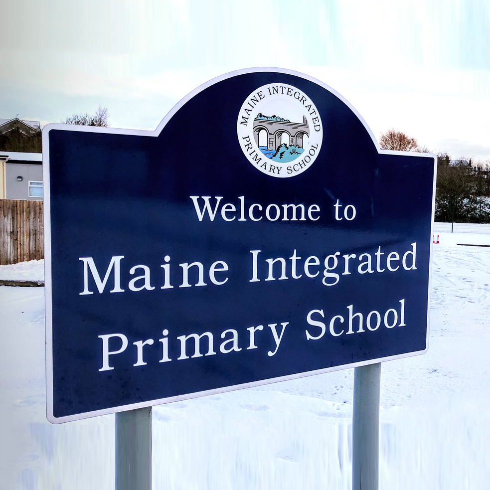 Maine Integrated Primary School, Randalstown