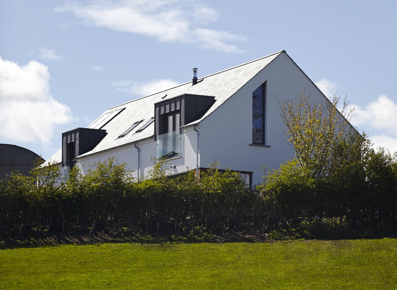 Passive house Northern ireland outside.jpg