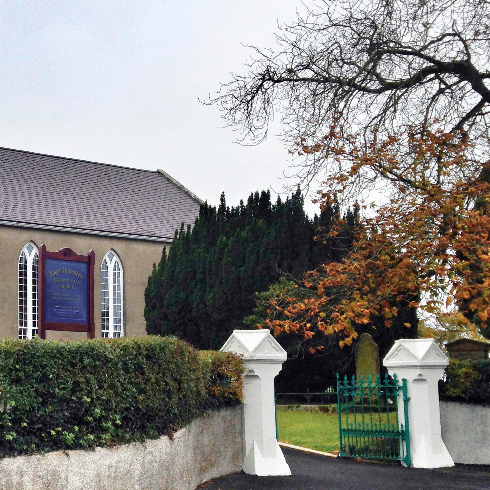 Clonaneese Presbyterian Church, Co. Tyrone
