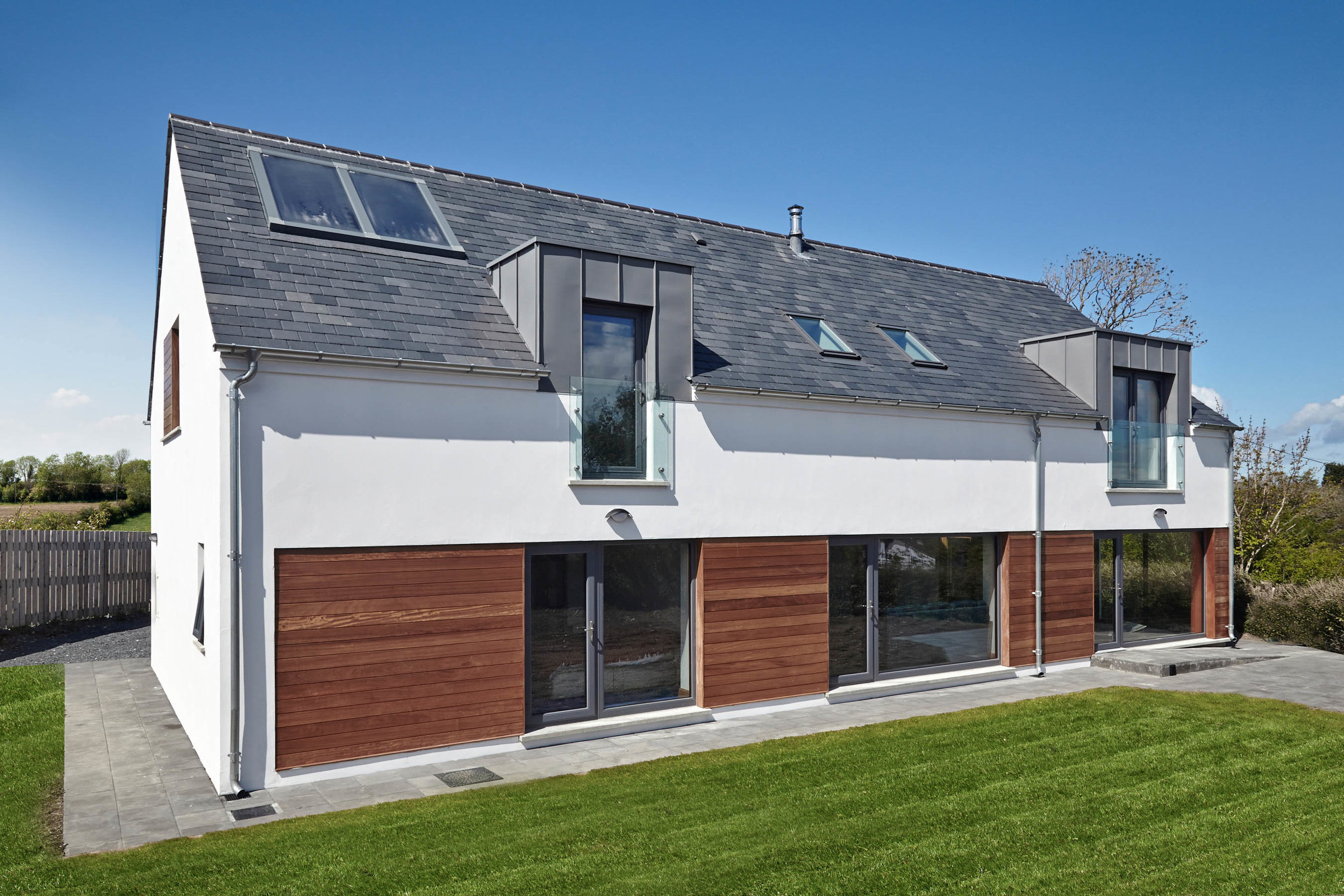 Crawfordsburn  House -  Passiv haus Standard