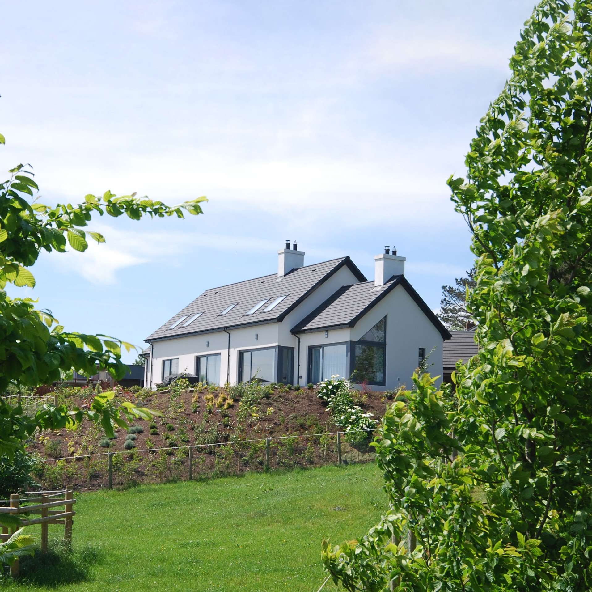 McKitterick House, Co. Armagh  Low Energy House - A++ rated for energy efficiency, Carbon Neutral