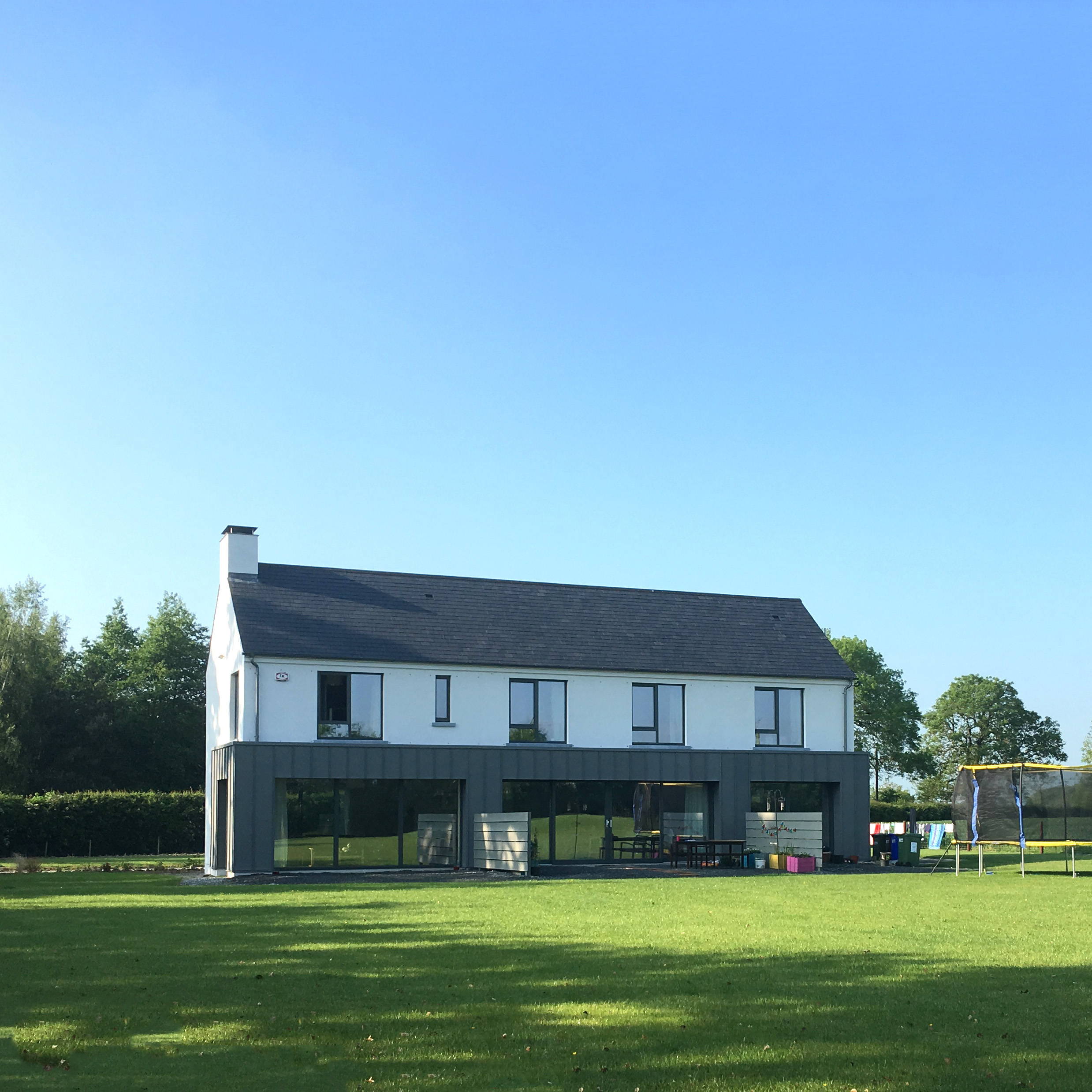 Maynooth House, Co. Kildare  Passive Performance House - A rated for energy efficiency
