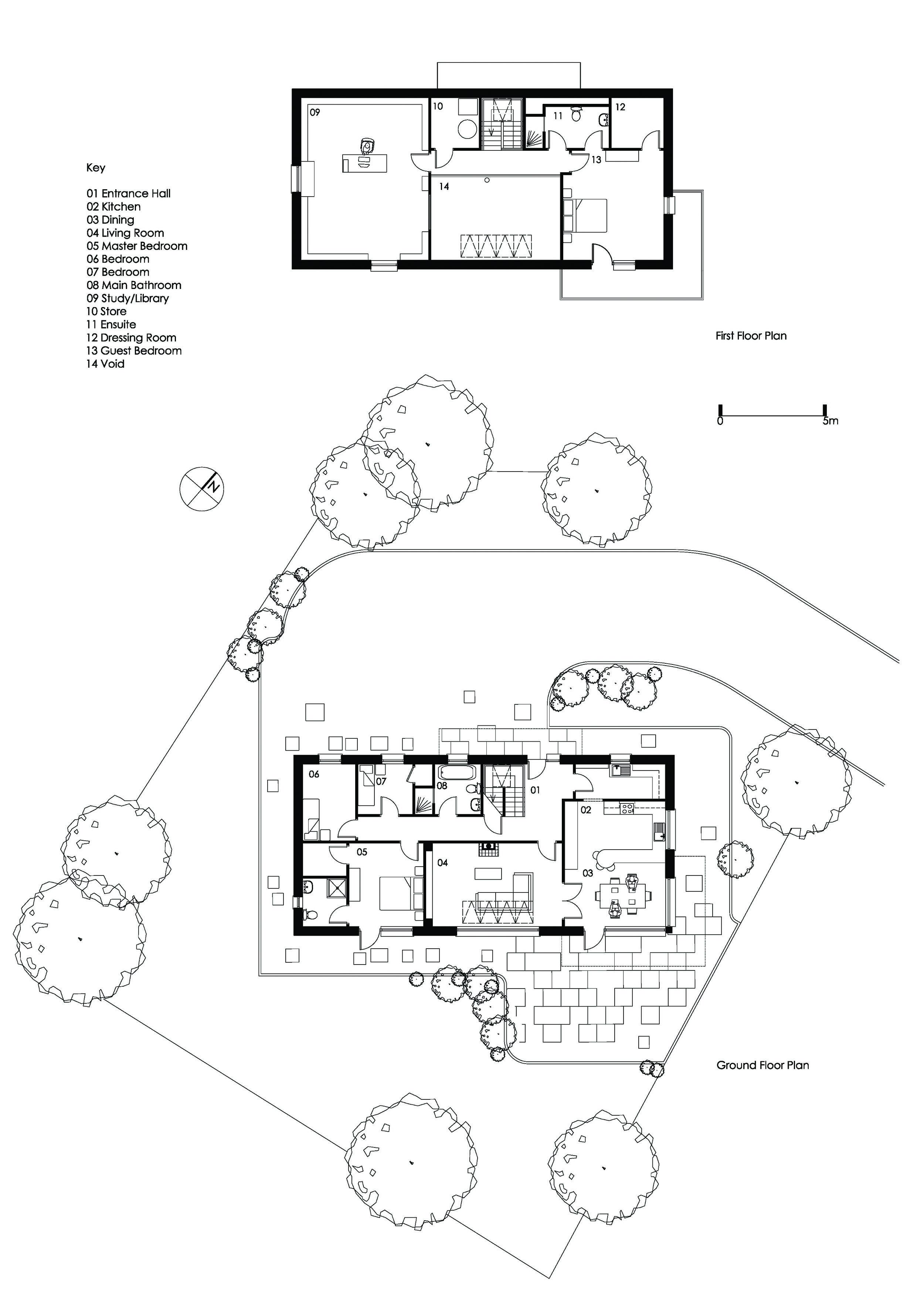 Floor Plans Crawfordsburn House