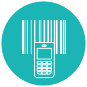 ONE DEVICE FOR ALL OPERATIONS - No matter if stock in, stock out, move, picking or stocktacking – all operations can be executed, registered, monitored and checked by a Barcode or QR-Code Reader. Furthermore, other picking systems such as data glasses or Pick-to-Light can be integrated seamlessly.