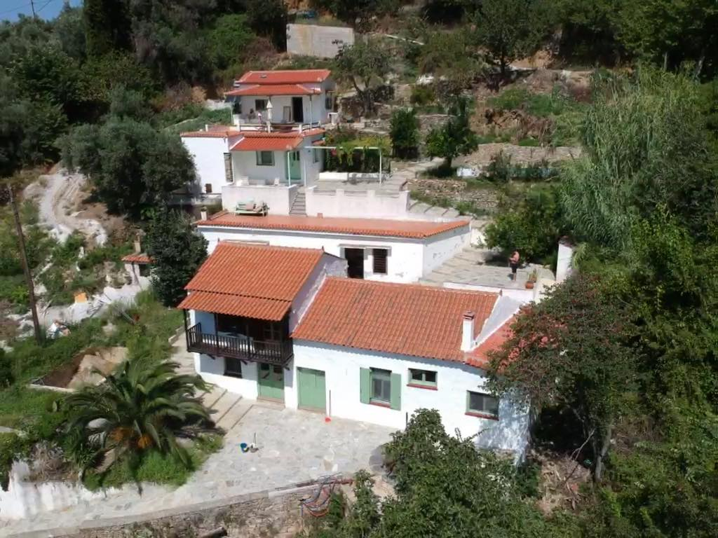 Former olive oil factory in Old Klima  Property number 211  Price euro 770.000   Re   ad more