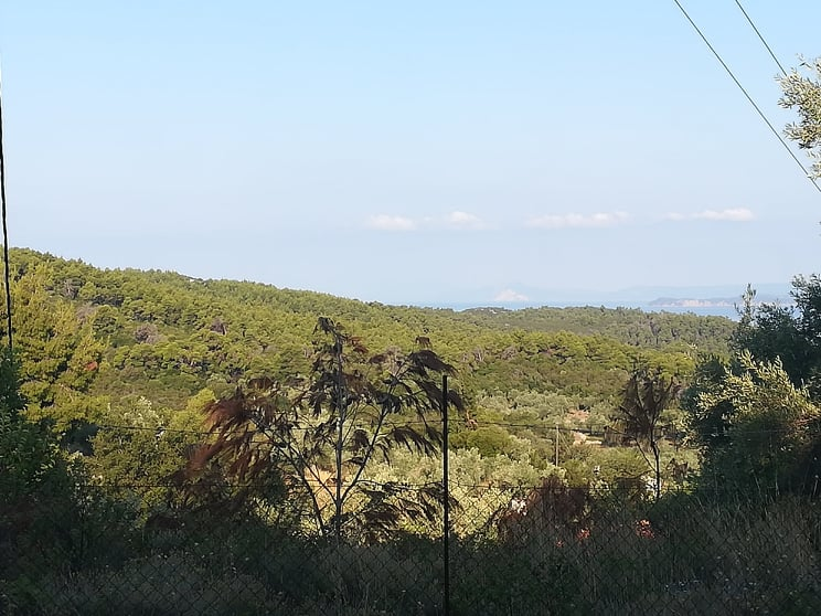 Land in Alikias with a sea view  Property number 315  price: 70.000 euro    Read more