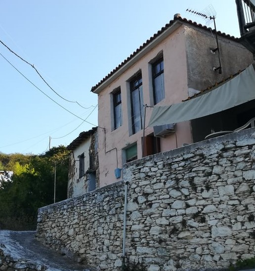 House with land to built in Machalas Glossa  Property number 221  Price: euro 120.000   Read more