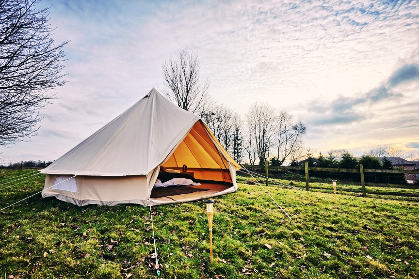 Lux Bell Tents -