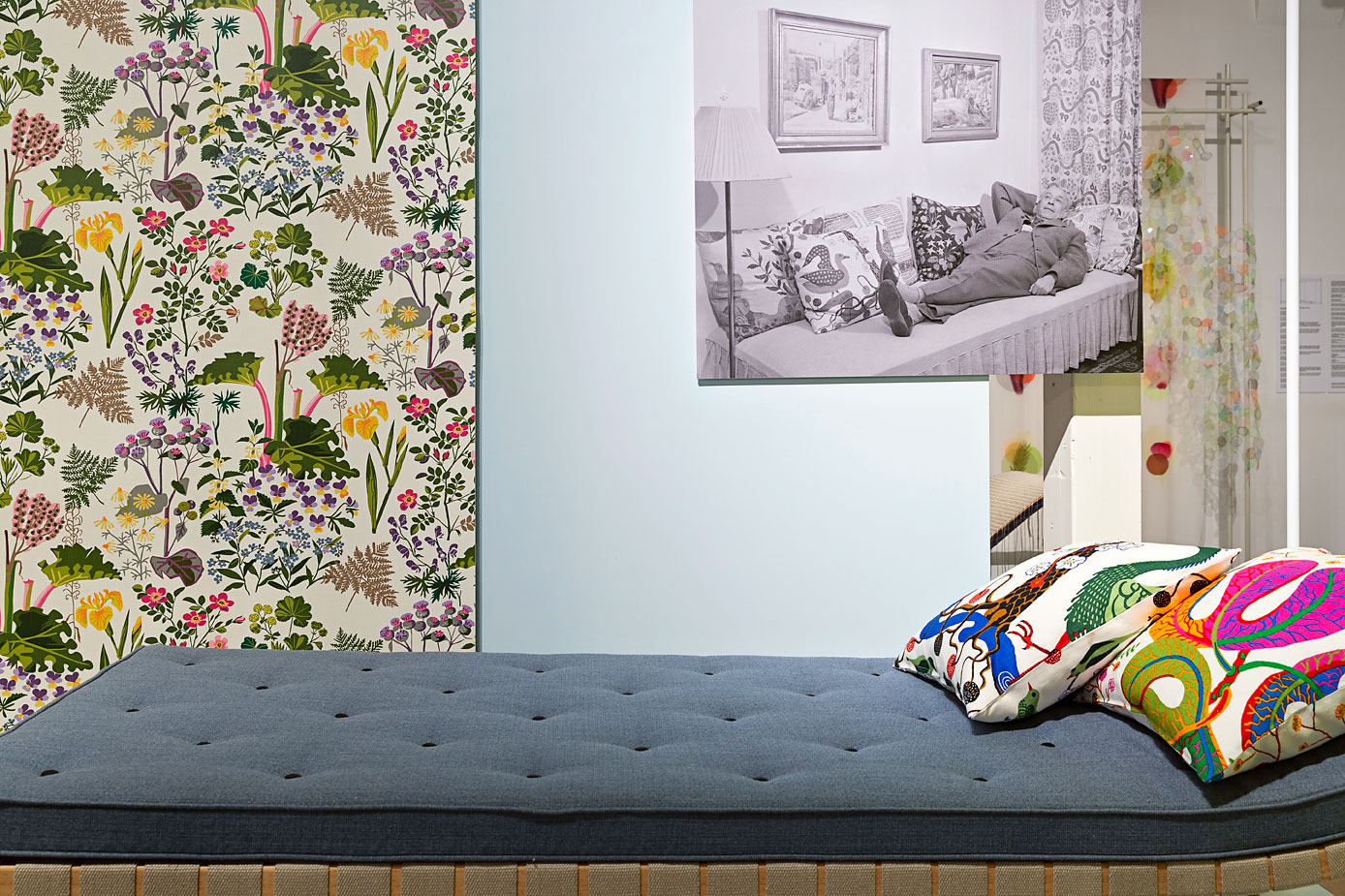 Foto: Josefina Eikenaar / TextielMuseum. 'Simply Scandinavian' by Scholten & Baijings