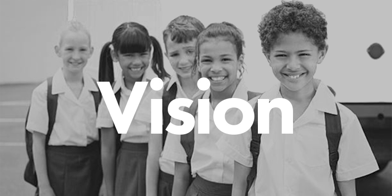 Vision at Woodstock Trinity School, a Private Independent Elementary School in Innerkip Ontario Canada.