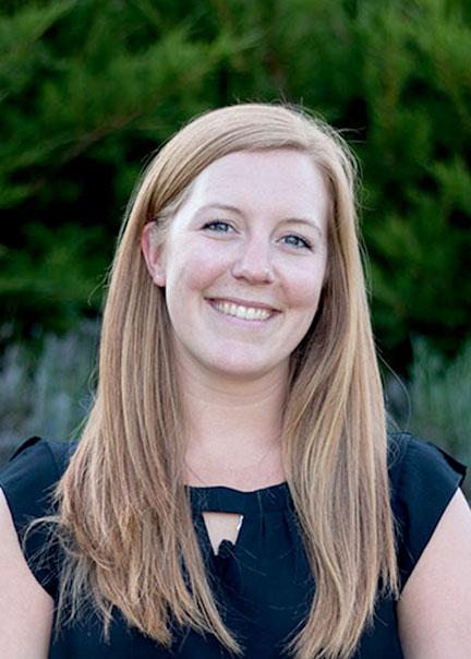 Julie Millward, Woodstock Trinity School's Grade 2 teacher, a Private Independent Elementary School in Innerkip Ontario Canada.