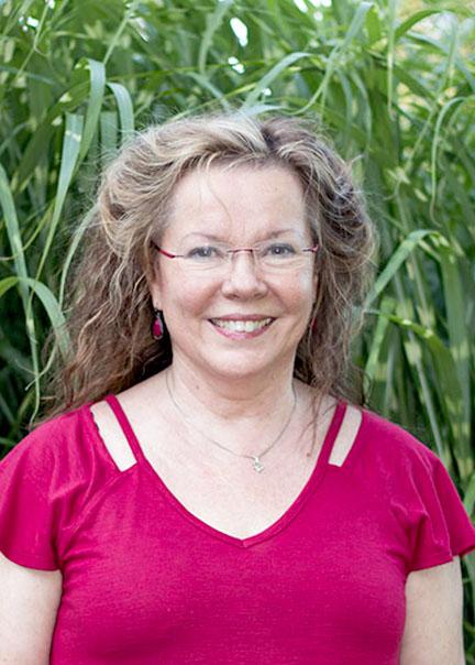 Darlene Woodwood, Woodstock Trinity School's French teacher, a Private Independent Elementary School in Innerkip Ontario Canada.