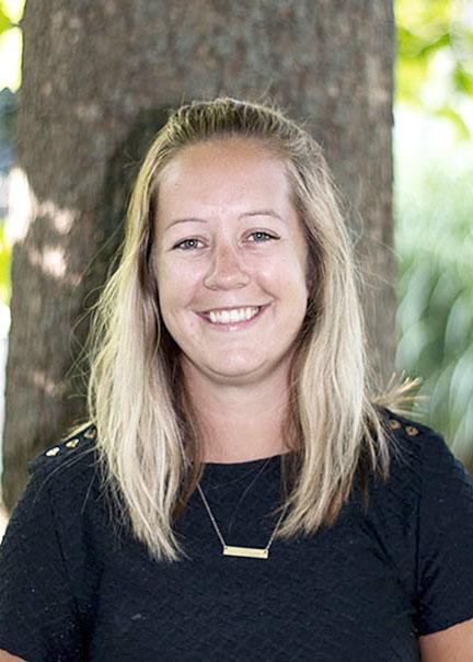 Liz Miller, Woodstock Trinity School's Grade 3/4 Teacher, a Private Independent Elementary School in Innerkip Ontario Canada.