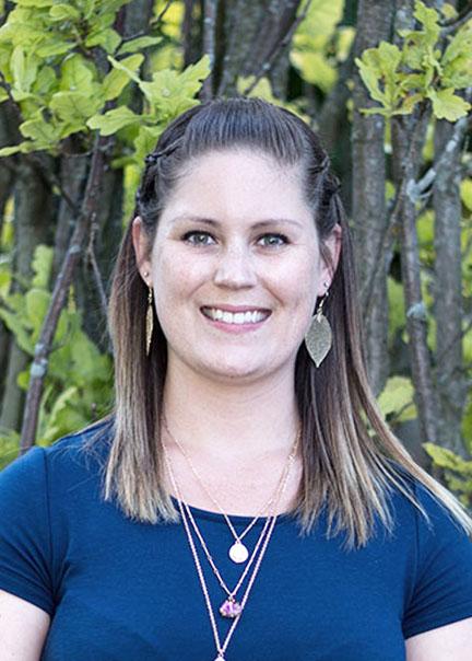 Olivia Garside, Woodstock Trinity School's Grade 4/5 Teacher, a Private Independent Elementary School in Innerkip Ontario Canada.