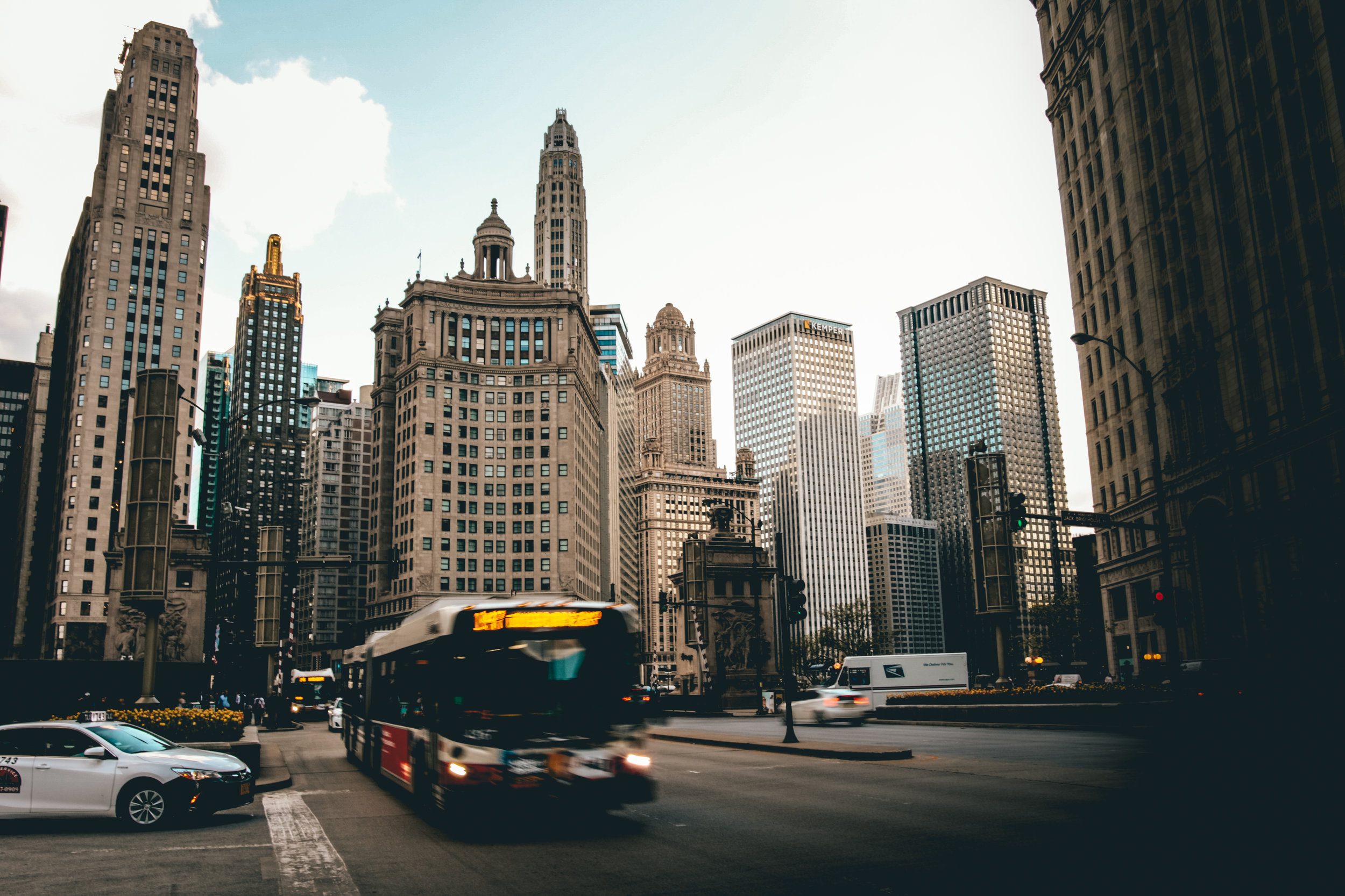 increase chicago sustainability - it's possible to redirect over 5,000 tons of clothing by connecting Chicago residents and workers in the university and hospitality industry by mobilizing the thrift experience.