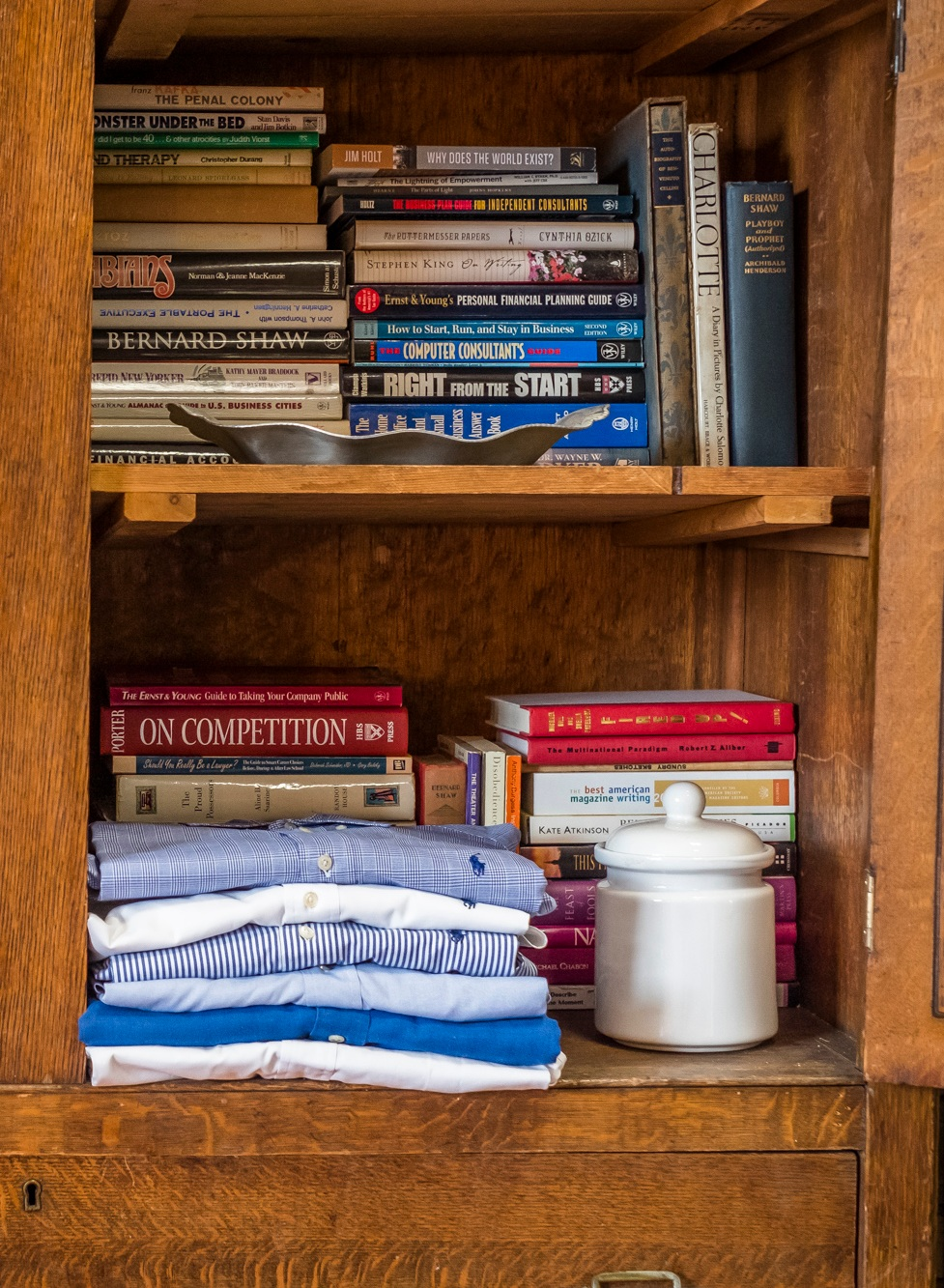 urbassi_chest w_books and tees.jpg
