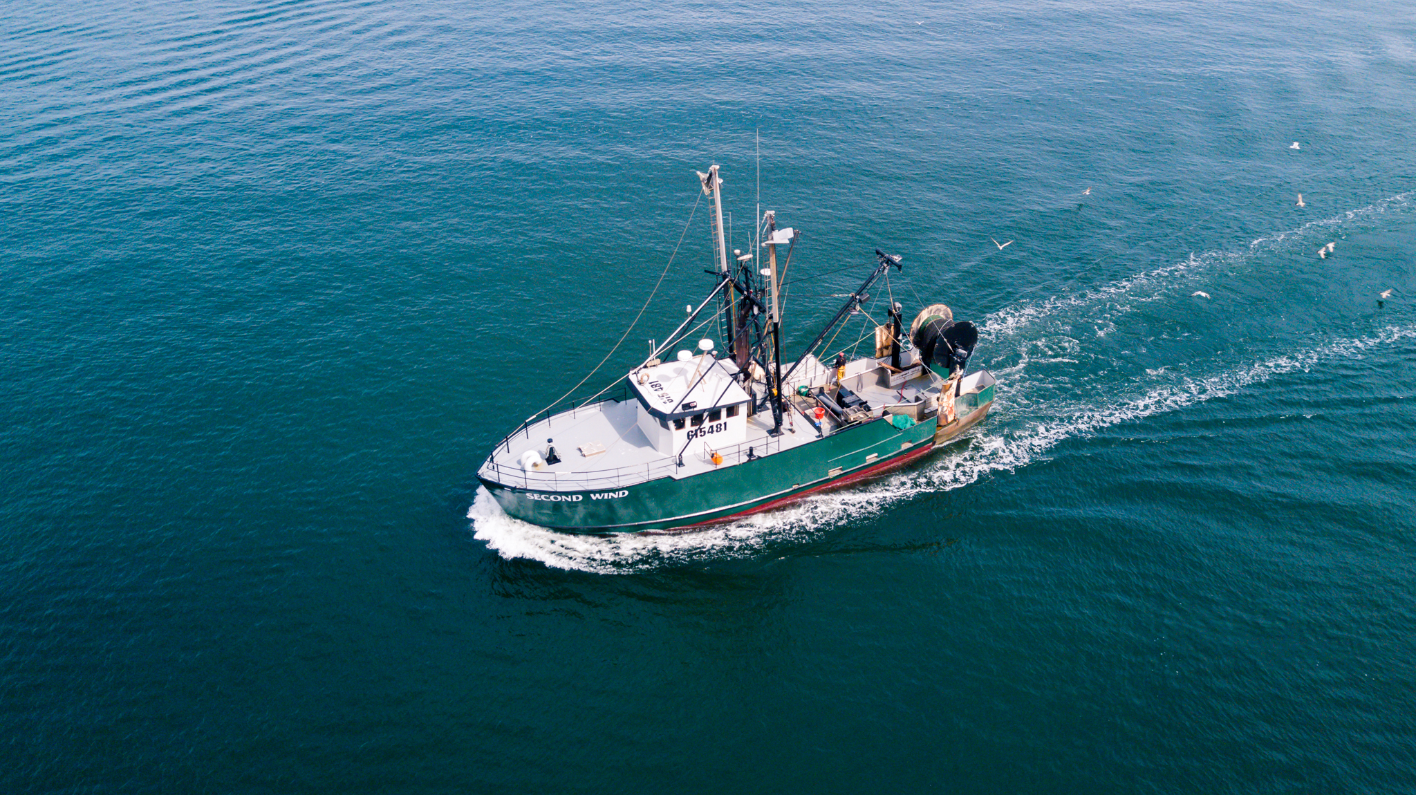 F/V Second Wind