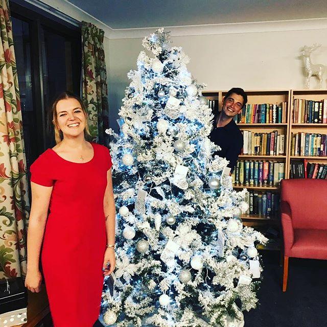 Christmas Carols 2017 #jamesmilsonvillage