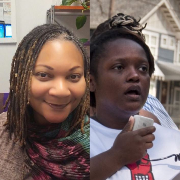 The Gentrification Train? - Guests: Kennetha Patterson of Homes for All Nashville (right) and Tamika Douglas (left) of People's Alliance for Transit, Housing and Employment (PATHE) and Music City Riders United.They discuss the transit plan in context of affordable housing concerns in our city.