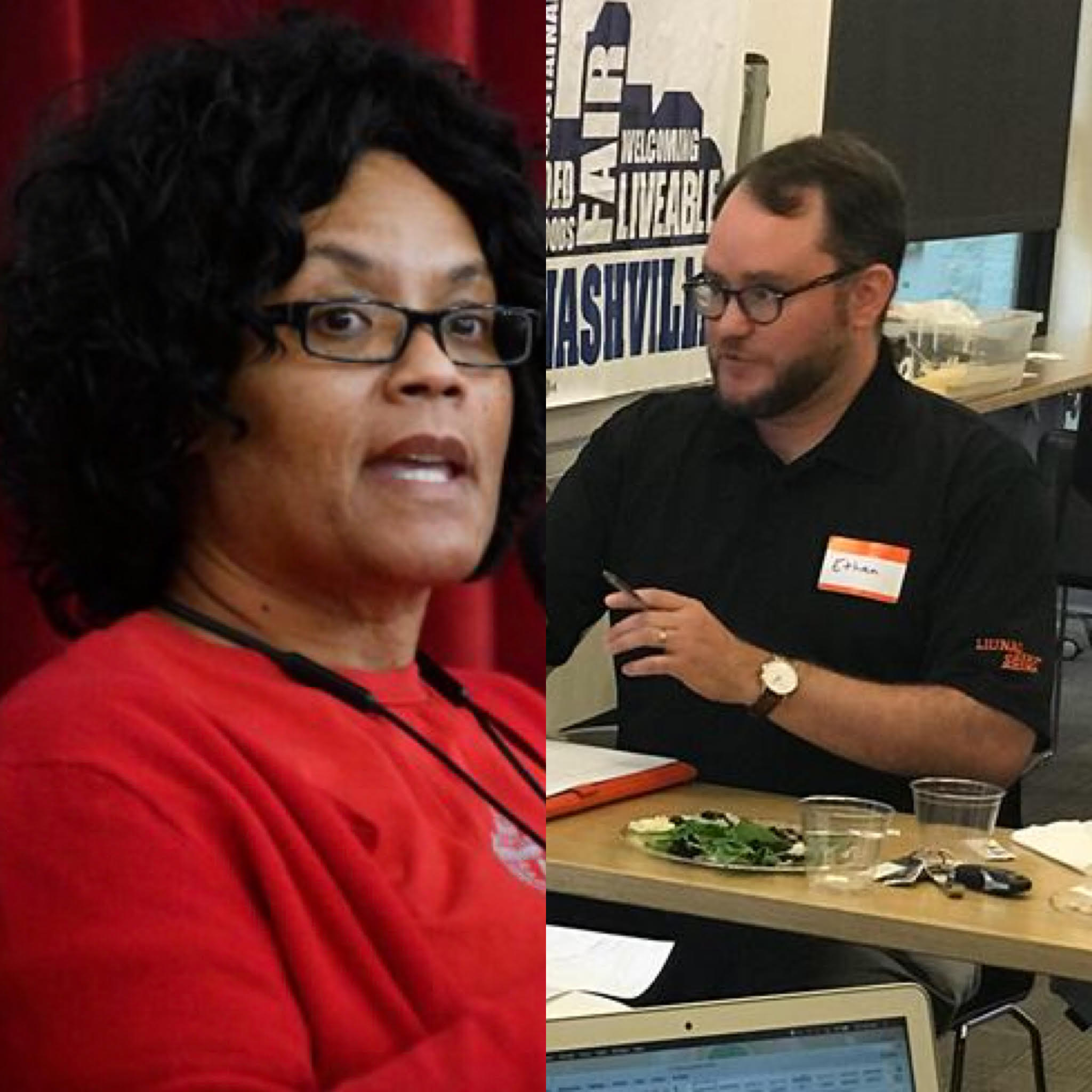 Guests: - Vonda McDaniel and Ethan Link