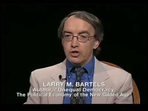 Guest: - Dr. Larry Bartels, the May Werthan Shayne Chair of Public Policy and Social Science at Vanderbilt University and co-director of Vanderbilt's Center for the Study of Democratic Institutions