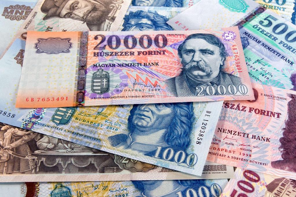 Döviz Oranı - 2018 değerlerine göre, 1 Euro = 311 HUF ve 1 USD = 267 HUF.