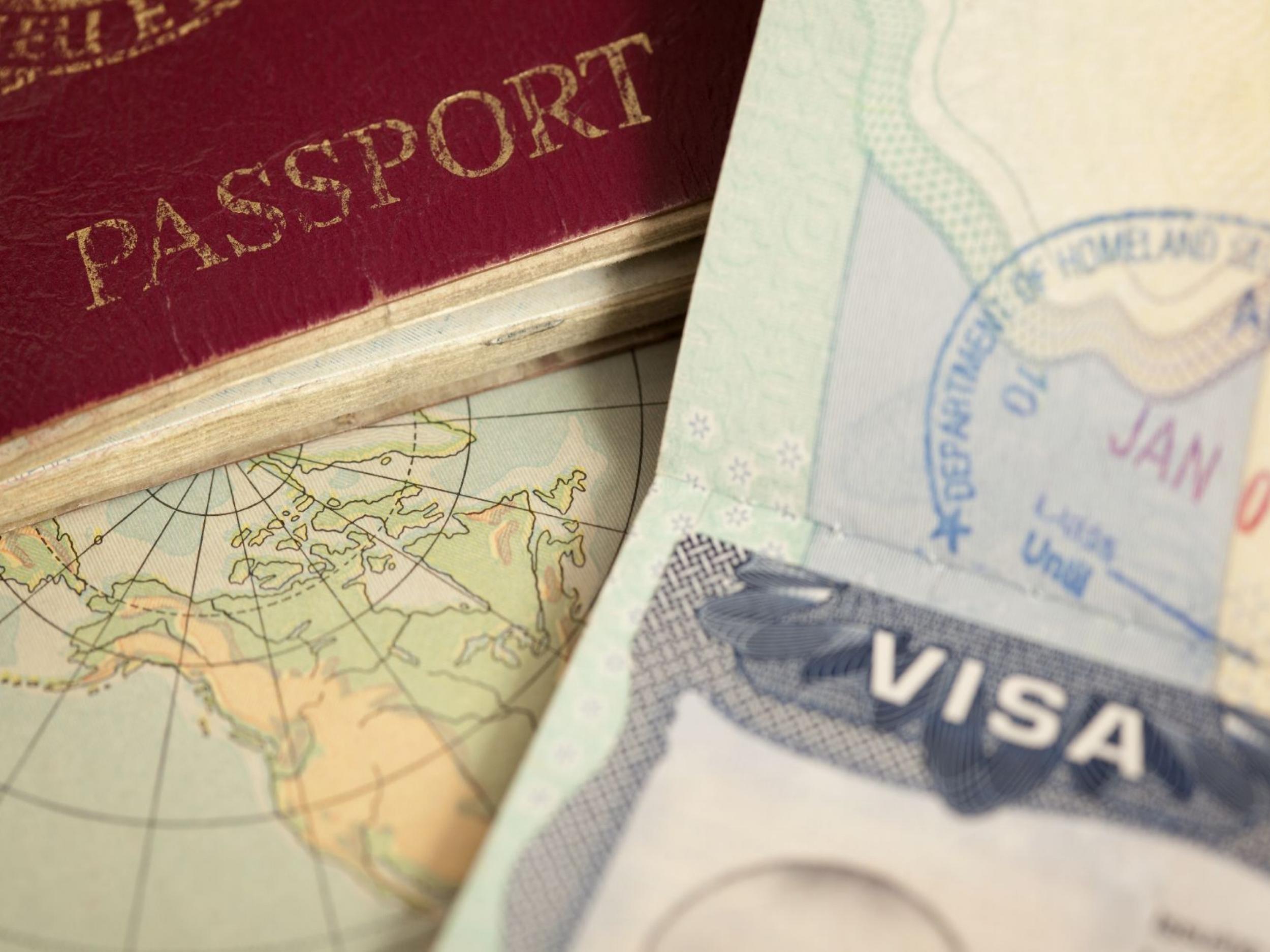 Vize İşlemleri - Tüm vize süreciniz Can Akademi tarafından yürütülecektir.