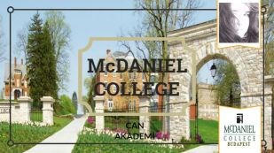 Öğrencimiz Eczacılık lisans programı öncesinde McDaniel College'de hazırlık eğitimi alacak. Merve, Eczacılık eğitimi için Semmelweis üniversitesini hedefledi.Üniversite eğitimi için Macaristan'ı tercih eden öğrencimize yeni yaşamında mutluluklar, başarılar diliyoruz. Yolun açık olsun Merve!