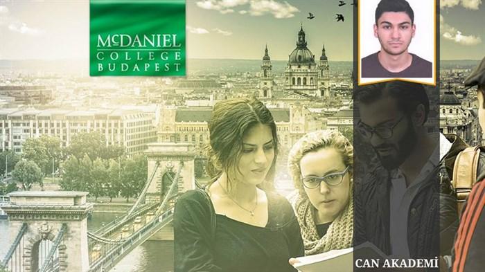 Öğrencimiz Berk Avrupa'nın eğitim devlerinden olan Macaristan'da eğitim alacak. En ekonomik ve denklik sorunu olmayan ülke olarak göze çarpan Macaristan, bu yıl çok yoğun talep alan bir destinasyon oldu.  Berk'e McDaniel Kolejdeki eğitim hayatında başarılar, mutluluklar diliyoruz!  Yolun açık olsun Berk!