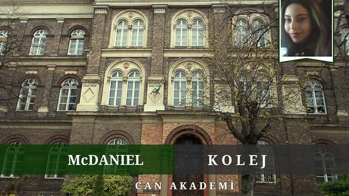 Öğrencimiz ilk yıl  McDaniel Kolejde  alacağı hazırlık eğitimi sonrasında psikoloji lisans eğitimine devam edecek. Ön kayıt işlemleri tamamlanan öğrencimize şimdiden başarılar, Avrupa'daki yaşamında mutluluklar diliyoruz..