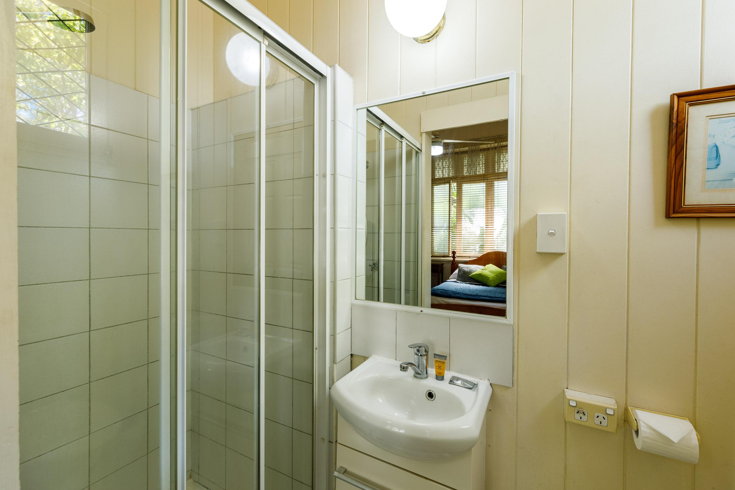 Family Room Private Bathroom