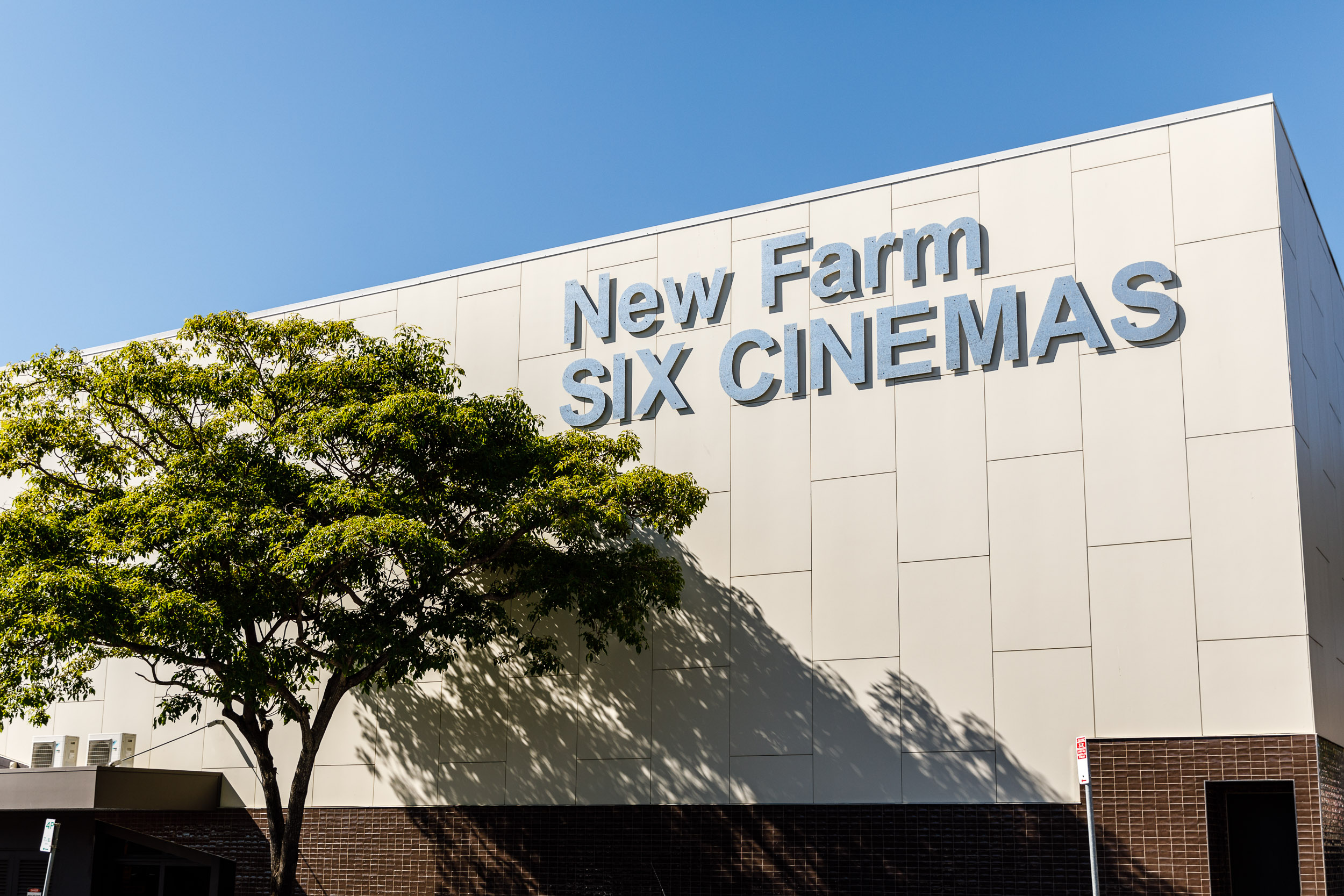 150m to New Farm Six Cinemas