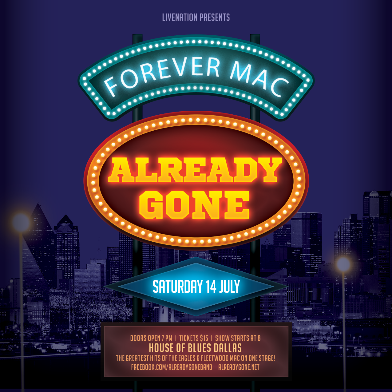 Already Gone - with Forever Mac