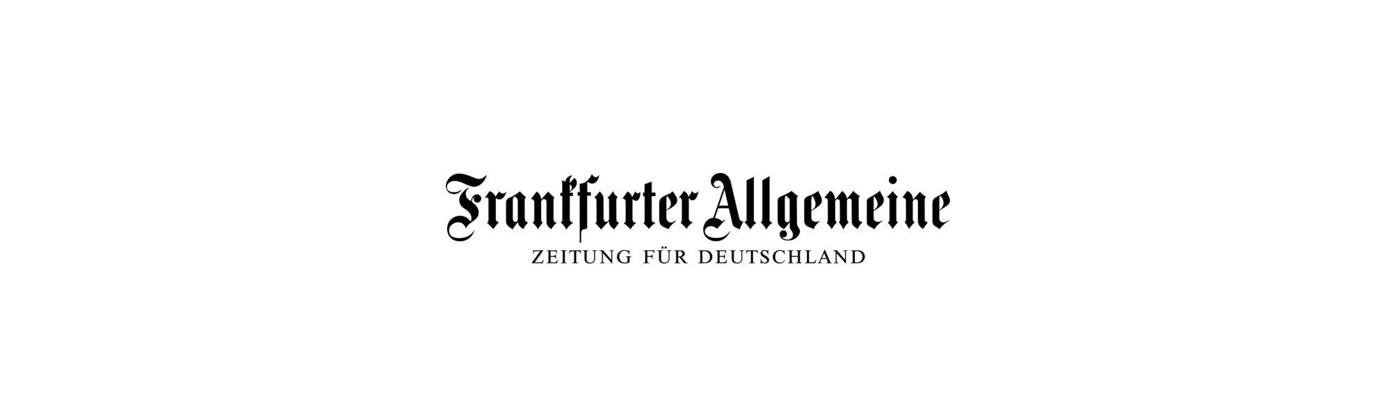 Frankfurter Allgemeine Zeitung …mehr