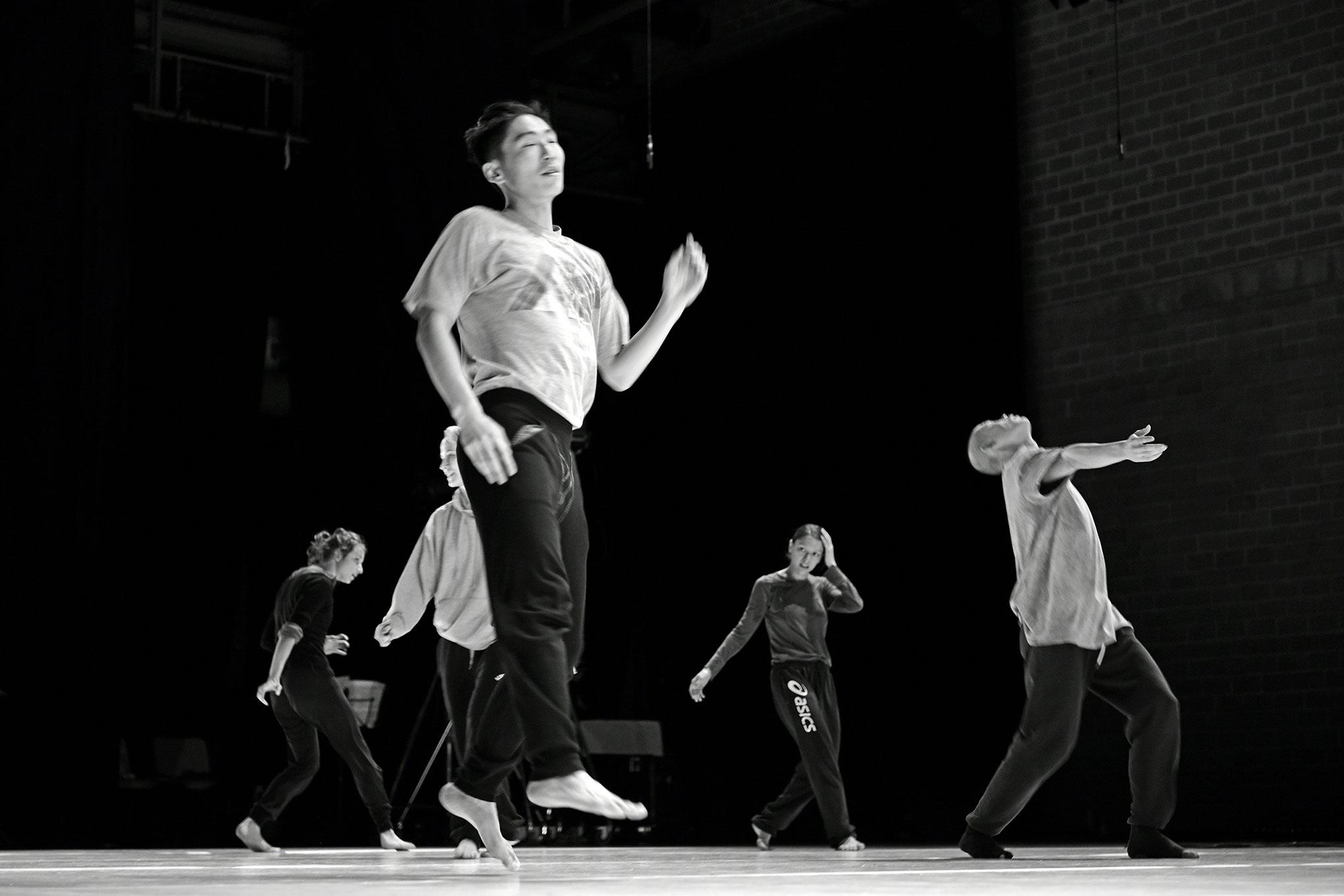 Mouvoir Dance Company, Düsseldorf, 2015