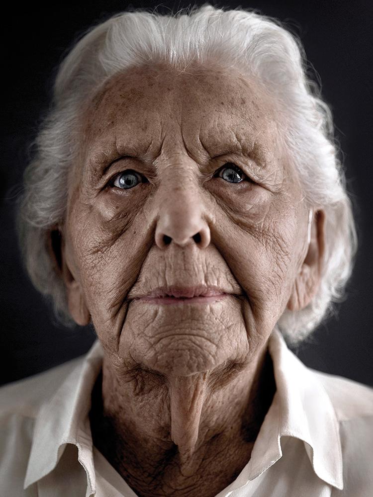 Margit, 102, Berlin-Dahlem, 2006