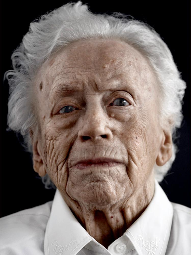 Martha, 100, Berlin, 2007