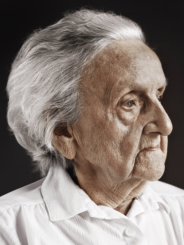 Margarethe, 100, Berlin-Mariendorf, 2007