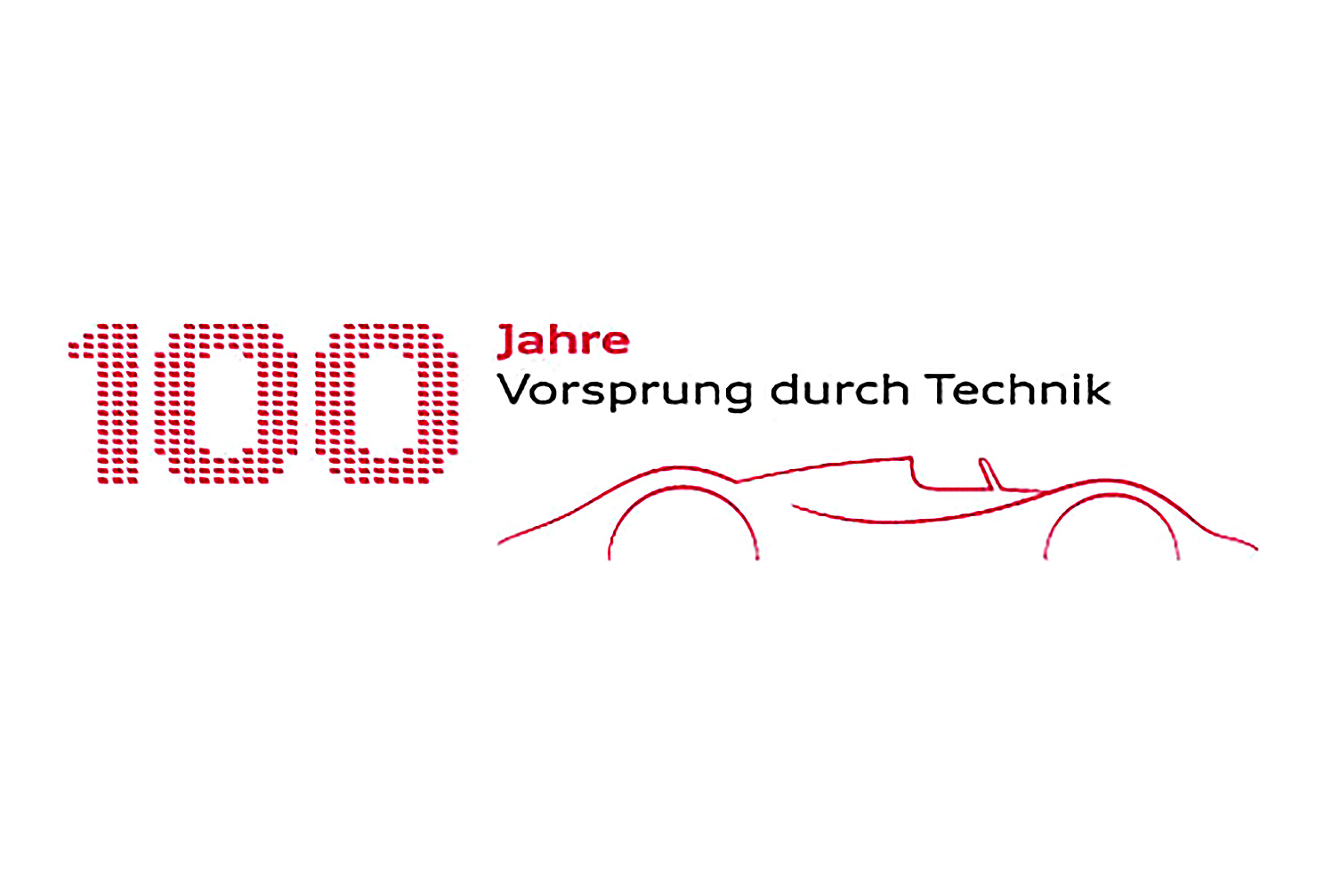 100 Jahre Audi, Audi Forum, Neckarsulm, 2009