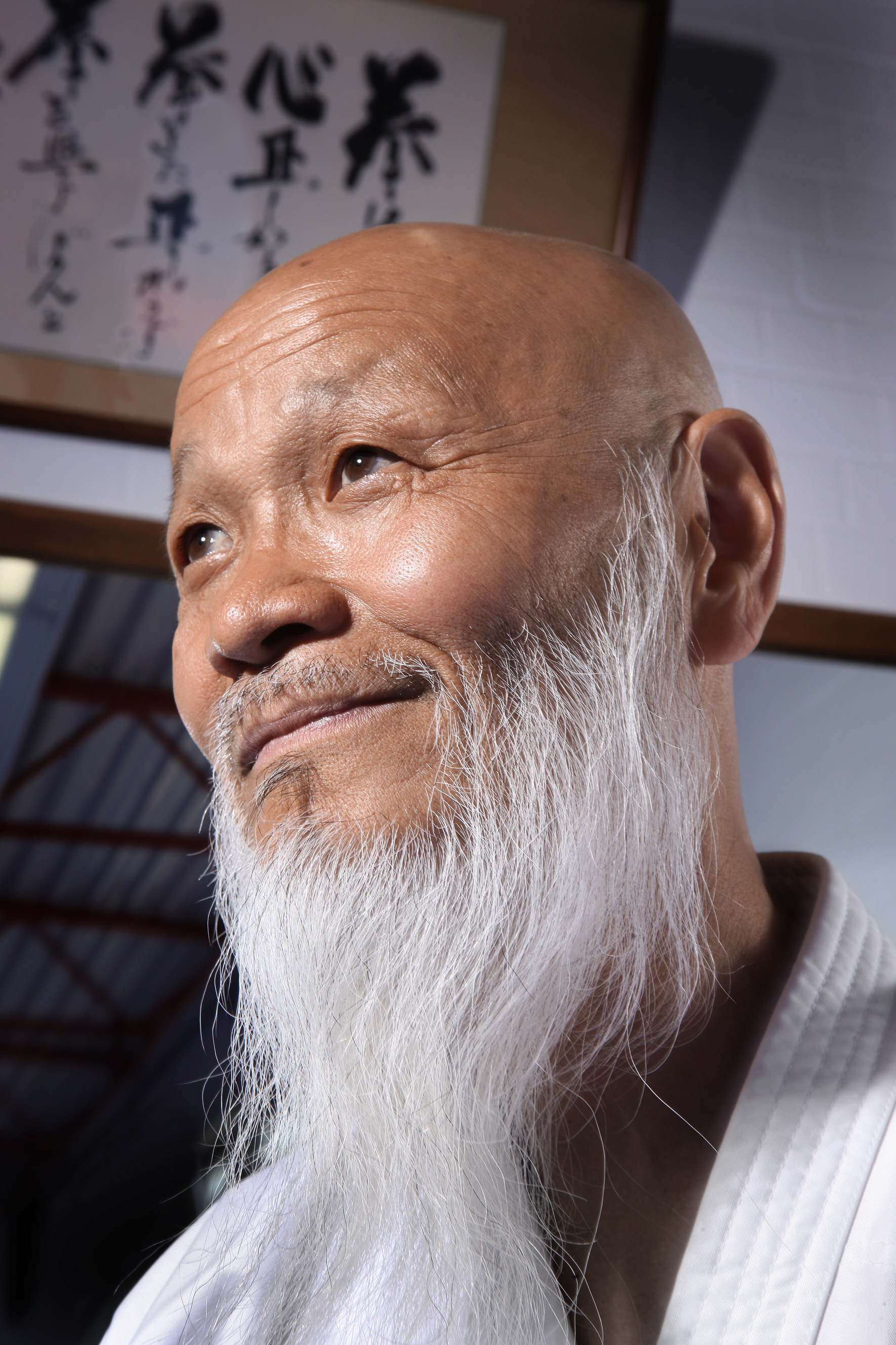 Hideo Ochi, 69, Karate trainer