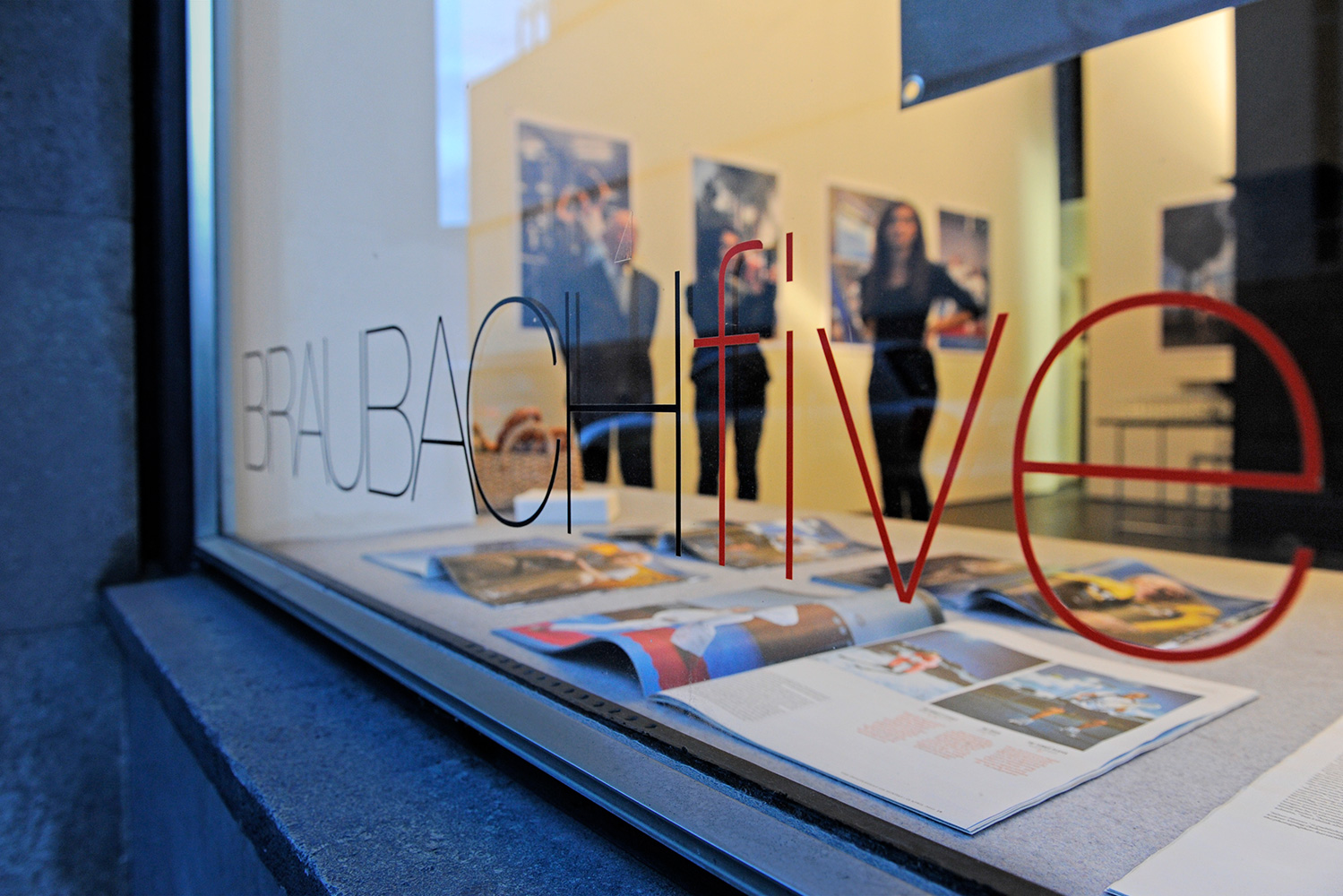 Galerie Braubachfive, Frankfurt am Main, 2012