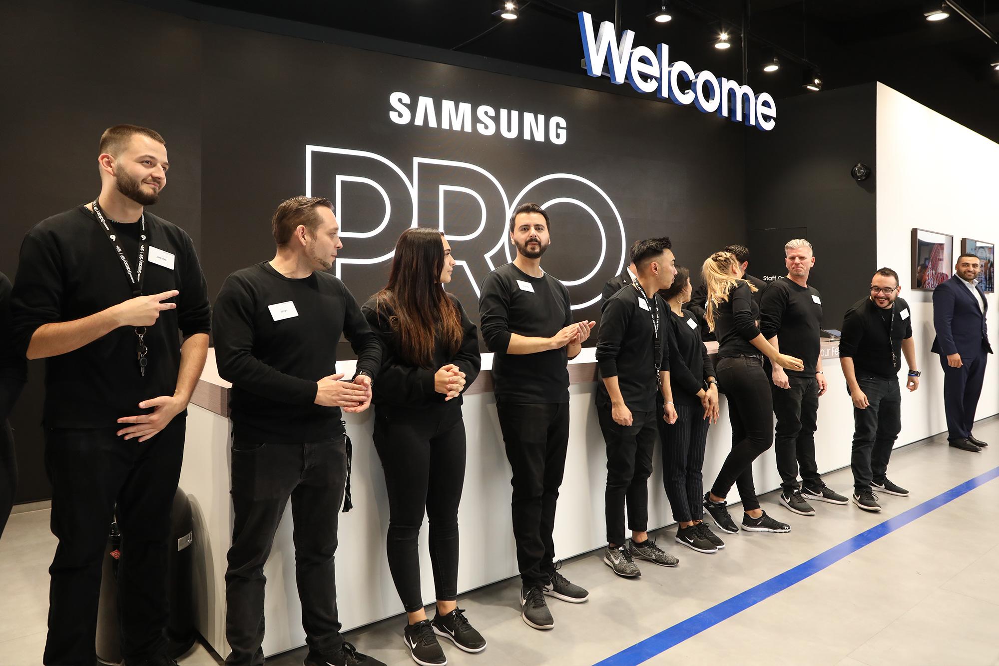 Samsung Pro, Frankfurt am Main
