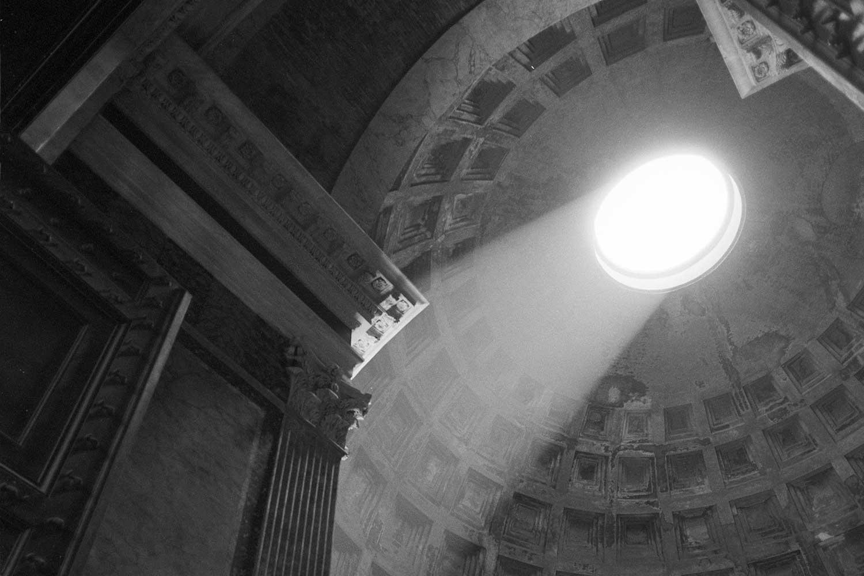 Pantheon, Rom, Italien, 2003