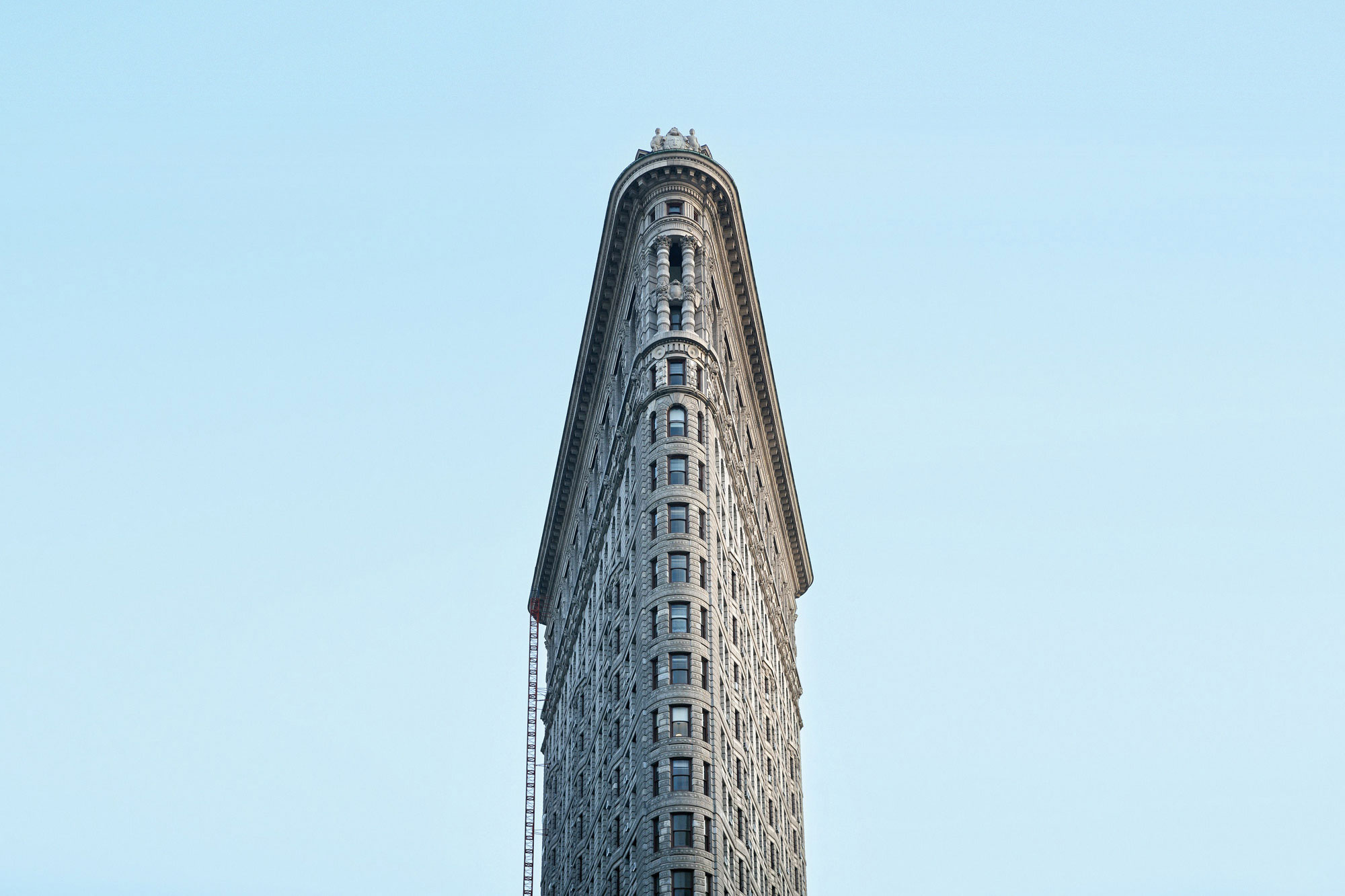 Flatiron Building, New York, USA, 2006